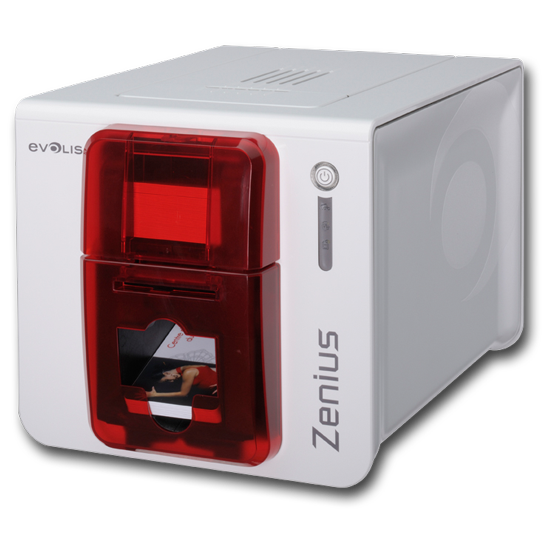 Evolis Zenius color
