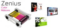 R5F001EAA Cartucho de tinta color Evolis Zenius